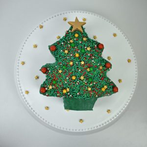 Christmas Tree Cake Kit