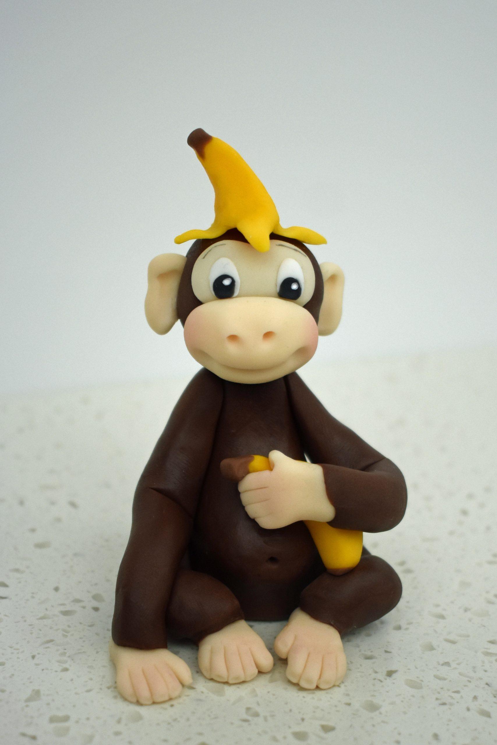 Bananas about monkey