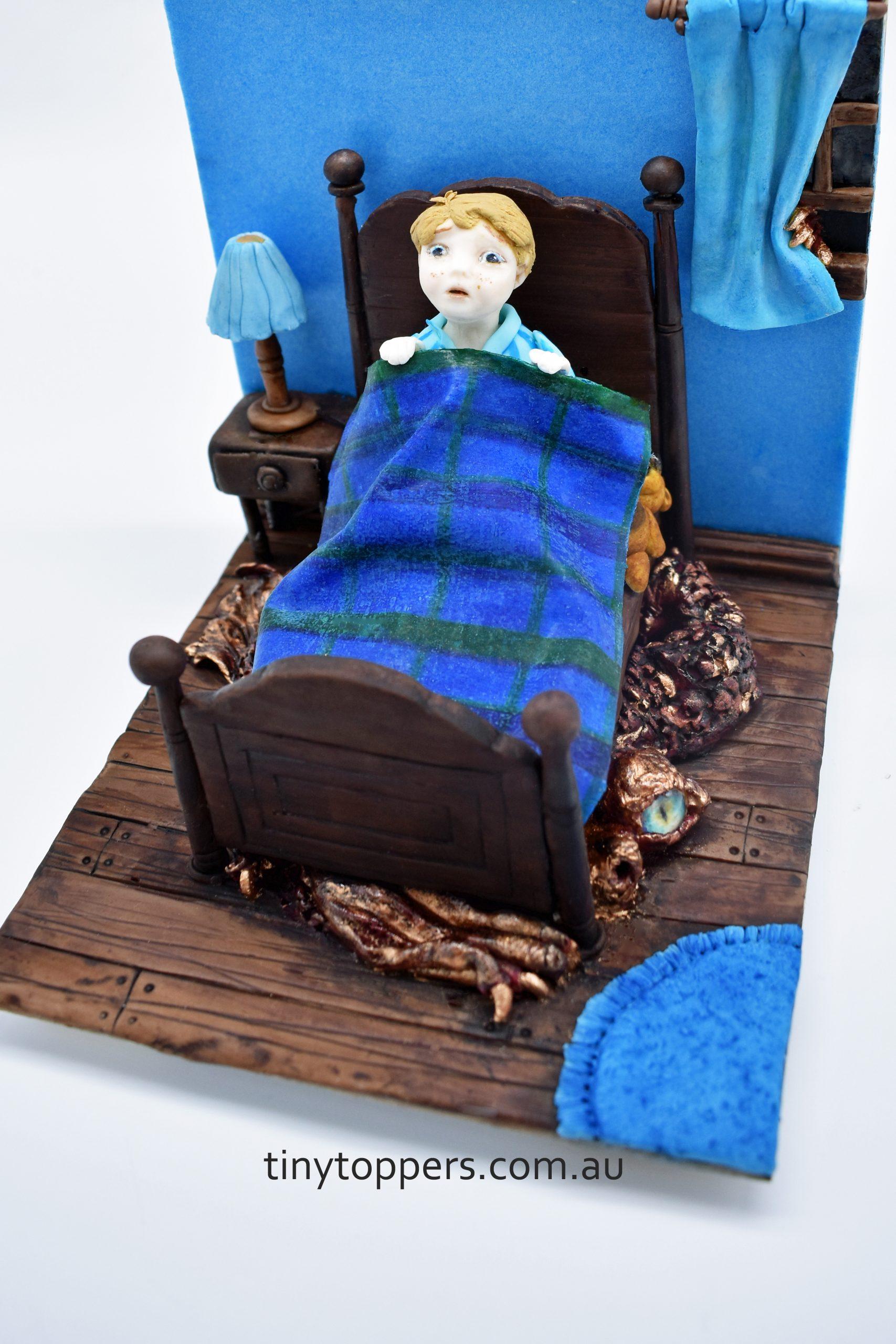 Miniature Cake - Nightmare