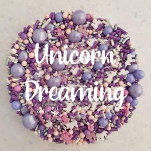 Unicorn Dreaming Sprinkles
