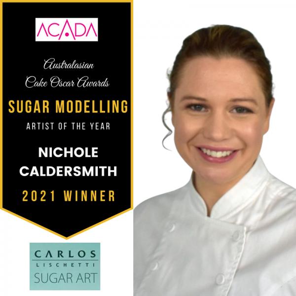 ACADA Sugar Modelling Artist Of The Year