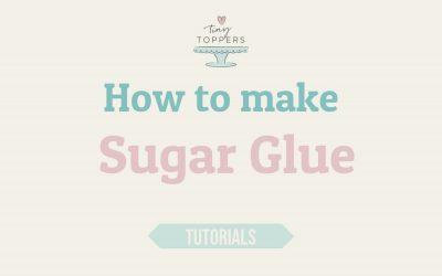 How to make Sugar Glue
