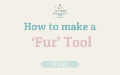 How to make a 'Fur' impression tool